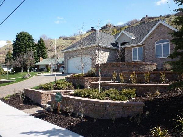 Irrigation Landscape Lighting Landscape Design Provo